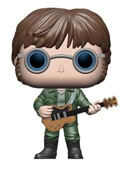 POP Rocks John Lennon Military Jacket Figure