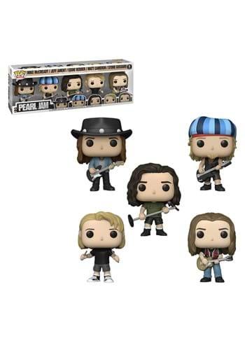 Funko POP Rocks Pearl Jam 5PK