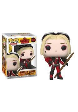 Funko POP Movies The Suicide Squad Harley Quinn Bodysuit