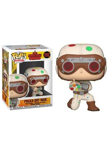POP Movies The Suicide Squad Polka Dot Man-1