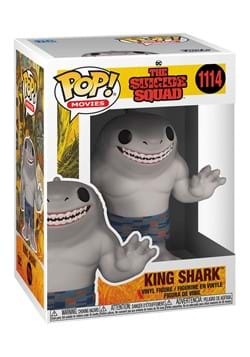 Funko POP Movies The Suicide Squad King Shark