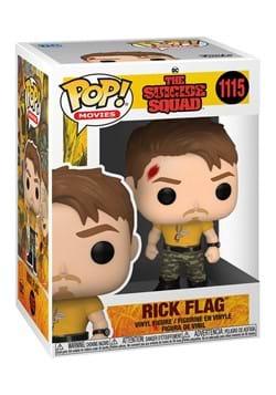 Funko POP Movies The Suicide Squad Rick Flag