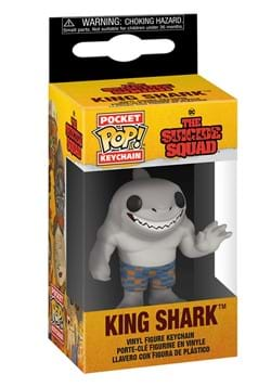 POP Keychain The Suicide Squad King Shark