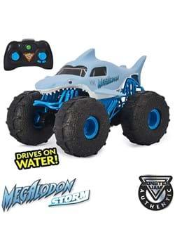 Monster Jam Official Megalodon Storm All-Terrain RC Car