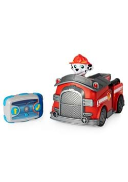 Paw Patrol Marshall RC Fire Truck with 2 Way Steering