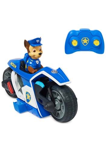 Paw Patrol Movie Chase Remote Control Motorcycle