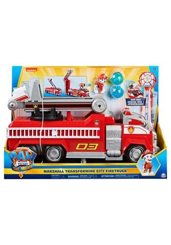 Paw Patrol Movie Marshalls Transforming Fire Truck