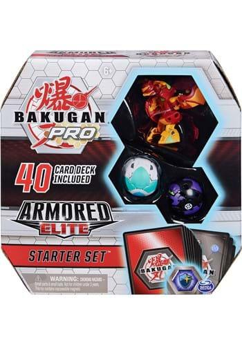 Bakugan Pro Armored Elite Starter Set Update