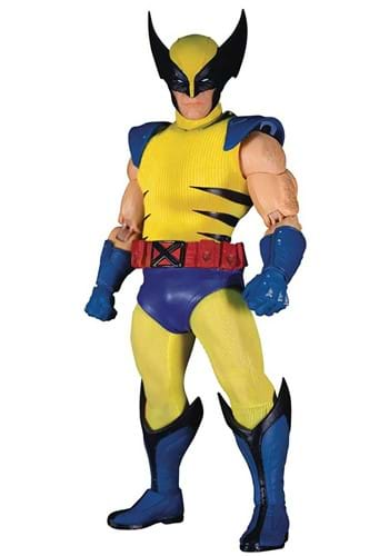 One:12 Wolverine Deluxe Steel Box Figure