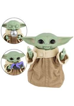 Star Wars Galactic Snackin Grogu Animatronic Toy F