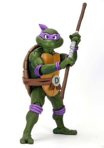TMNT Cartoon Donatello 1/4 Scale Action Figure