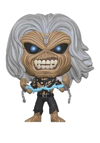 POP Rocks Iron Maiden Eddie Live After Death Figure