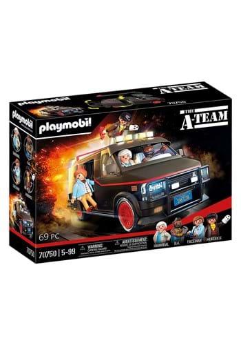 Playmobil A-Team Van