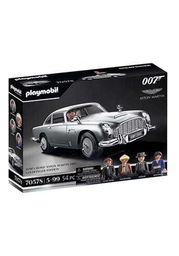 Playmobil James Bond Aston Martin