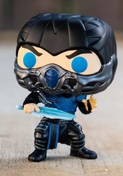 Mortal Kombat 2021 Sub-Zero Glow-in-the-Dark Pop