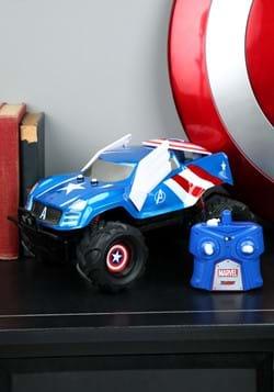 Marvel Captain America Shield Attack 1 14 Scale RC
