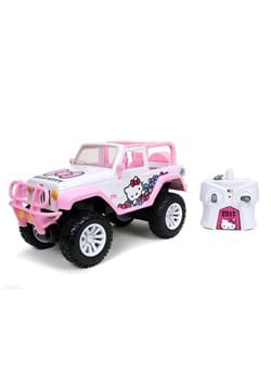Hello Kitty 1 16 Scale RC Jeep Wrangler