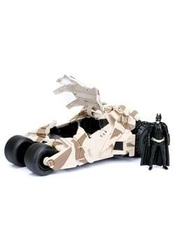 1 24 Scale The Dark Knight 2008 Tumbler Batmobile