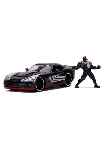 Marvel 1 24 Scale 08 Dodge Viper Venom Figure