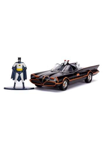 1 32 Scale Batman Classic Series Batmobile w Figure