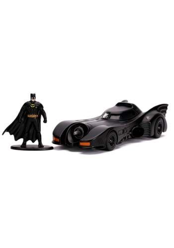 1 32 Scale Batman 1989 Movie Batmobile w Figure