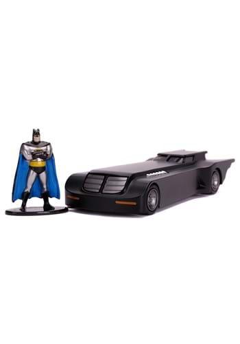 1 32 Scale Batman Animated Series Batmobile w Figure