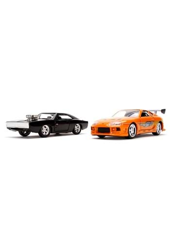 1 32 Scale FF Dodge Charger R T Toyota Supra Twin Pack