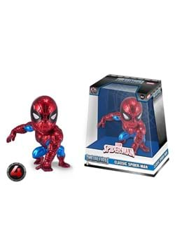 Marvel 4 Metals Classic Spider Man Figure
