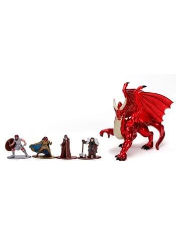 Nano Metalfigs Dungeons & Dragons Deluxe Pack