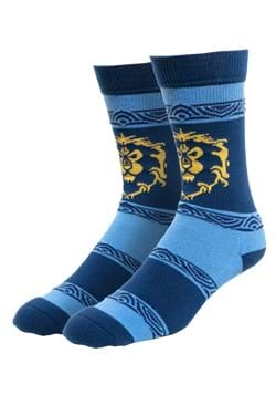 World of Warcraft Alliance Support Socks