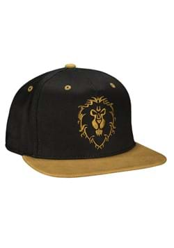 World of Warcraft Legendary Alliance Premium Snap Back Hat