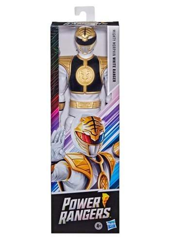 Power Rangers Mighty Morphin White Ranger 12-Inch Figure