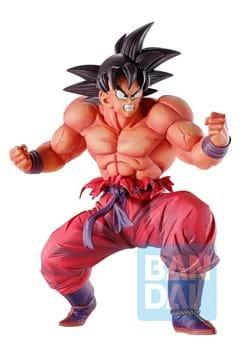 Dragon Ball Son Goku Kaioken 3 World Tournament Statue