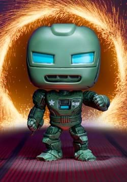 Funko POP Marvel What If The Hydra Stomper 6