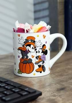Disney Halloween Mickey and Minnie Lets Party Mug