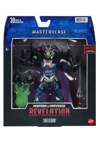 Masters of the Universe Revelation Skelegod