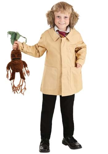 Harry Potter Kids Herbology Costume