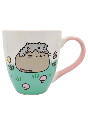 Pusheen And Stormy Springtime Mug