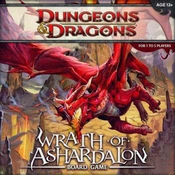 Dungeons and Dragons: Wrath Of Ashardalon Board Ga