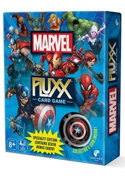 Marvel Fluxx Specialty Edition Game