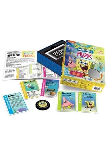 Spongebob Fluxx Specialty Edition Game