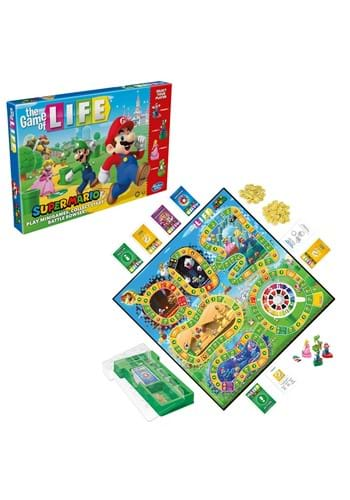 Super Mario Edition The Game of Life