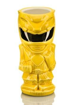 Power Rangers Yellow Ranger Geeki Tiki
