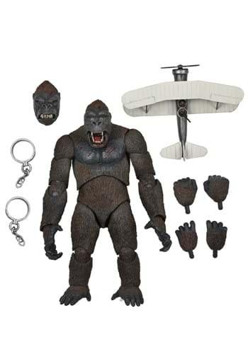 King Kong Concrete Jungle  7 Scale Action Figure