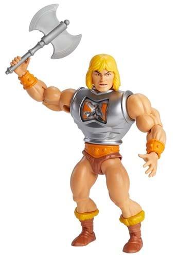 MOTU Origins Deluxe He-Man Action Figure
