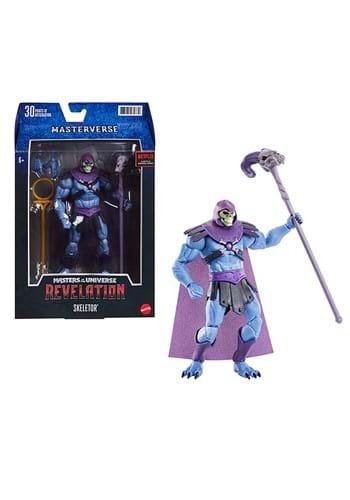 MOTU Revelation Skeletor Classic Action Figure UPD