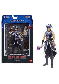 MOTU Revelation Evil Lyn Modern Action Figure UPD