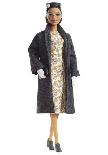Barbie Inspiring Women Rosa Parks