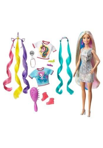 Barbie Fantasy Hair Blonde Doll