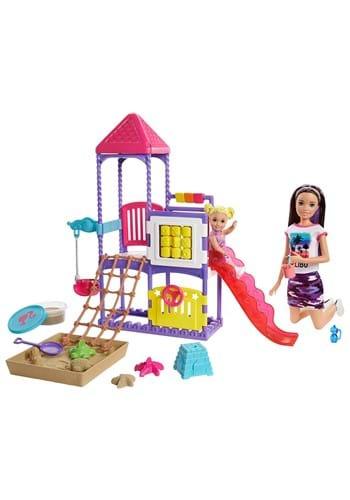 Barbie Skipper Babysitters Inc Climb n Explore Playground